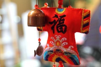 Feng shui good luck charm