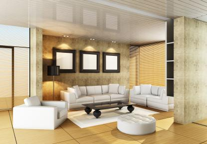 Feng shui design ideas for an auspicious living room Best color for living room walls feng shui