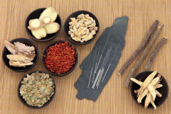 acupuncture and herbal medicines