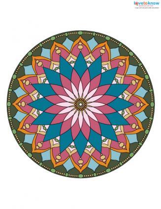 Free Mandala Designs To Print Lovetoknow
