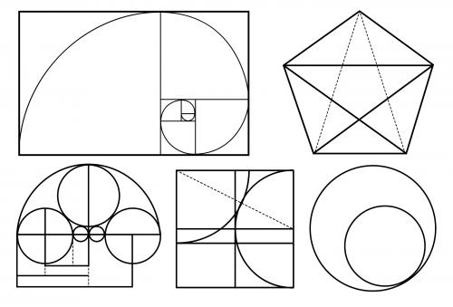 Many Golden Ratio Compositions