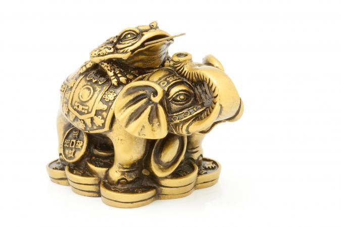 How To Place An Elephant In Feng Shui Applications