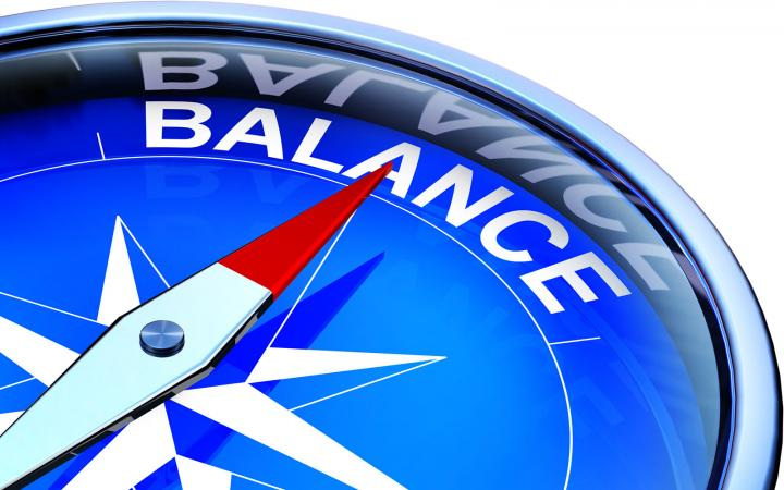 Balance Auspicious and Inauspicious Sectors