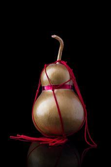 Dry gourd