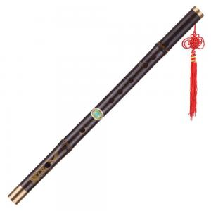 Black Bamboo Dizi Flute