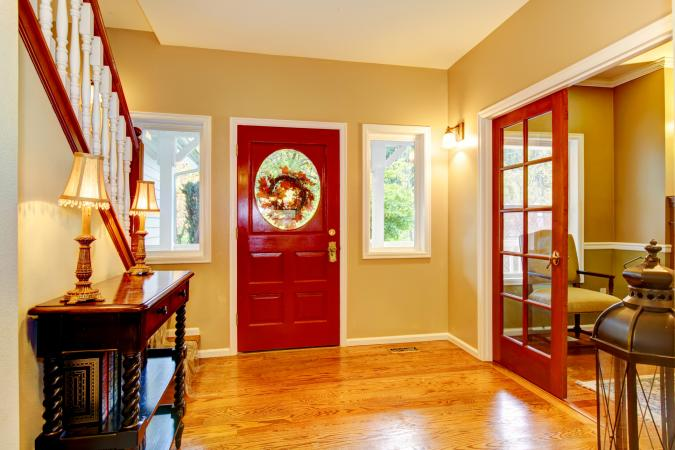 Foyer Mirror Feng Shui : Best entryway colors in feng shui lovetoknow