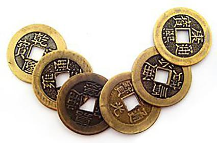 Ching Coins