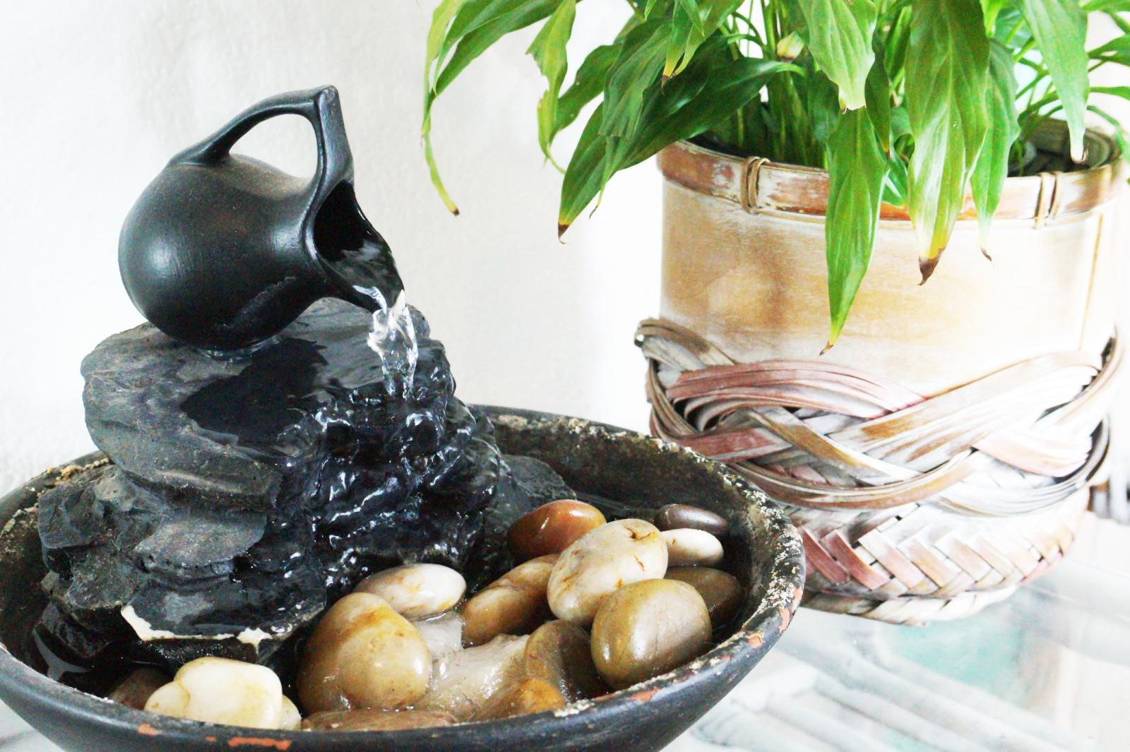 Water Fountain Rules For Good Feng Shui