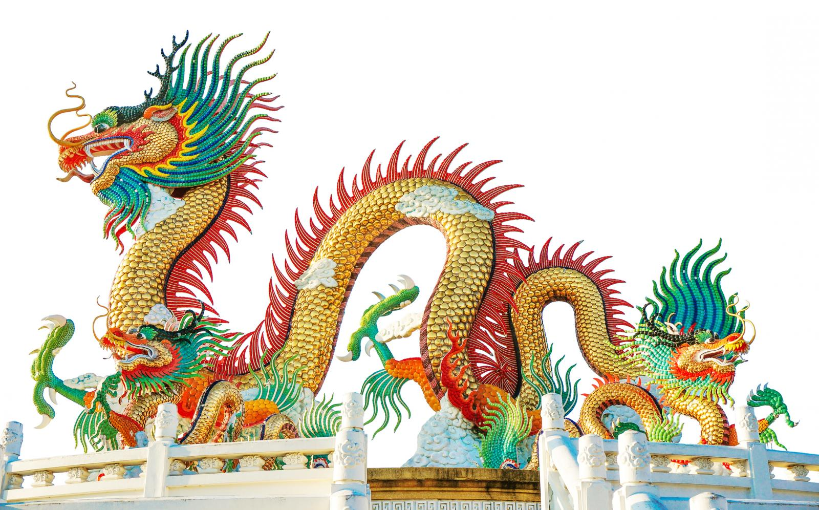 Dragon Myths And Symbols From Ancient China