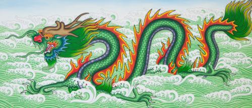 The Nine Dragon Types of Chinese Mythology