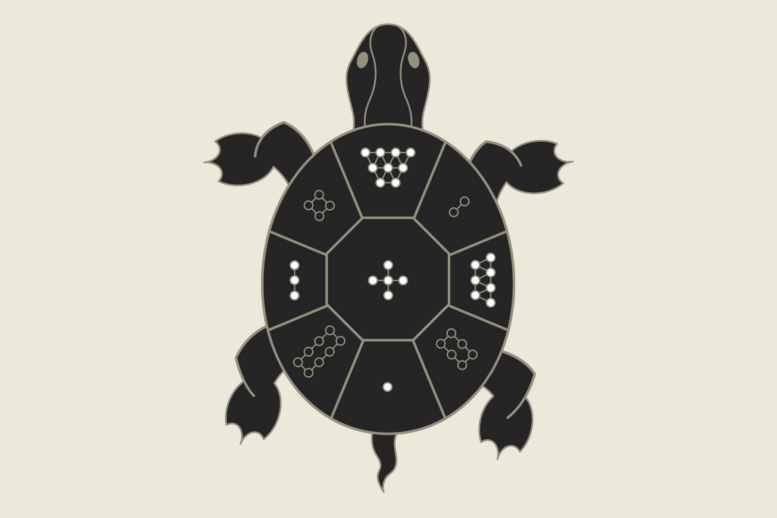 Lo Shu Turtle
