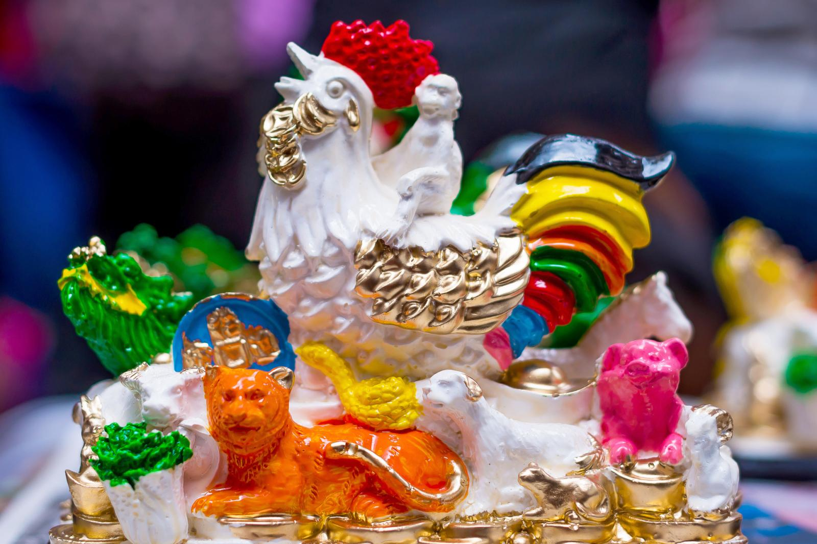 Year of the Rooster Figurine
