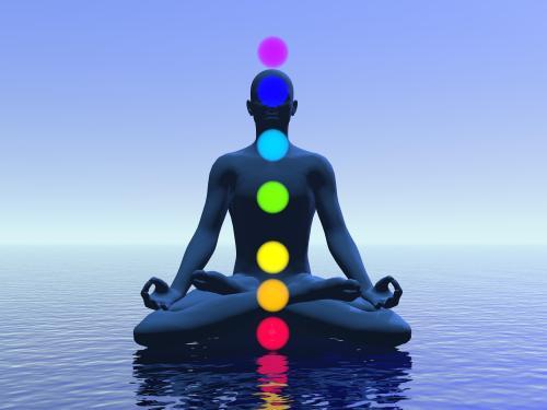 7 chakra energy centers