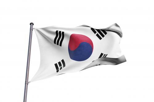 South Korea's flag