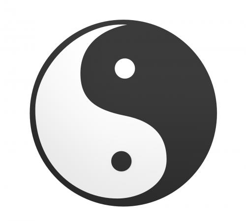 Powerful Yin Yang Dragons | LoveToKnow