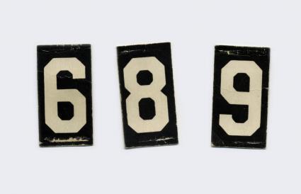 Auspicious numbers