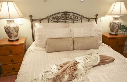 Romantic Bedroom Setting