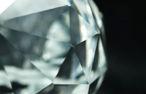 Close-Up Of Crystal