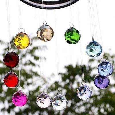 Chandelier Crystal Ball Prisms Drops