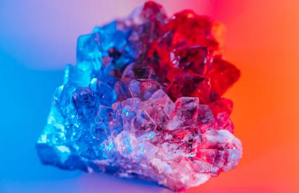 Colorful Crystal