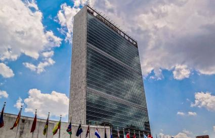 United Nations New York City