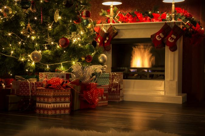 Christmas Tree for Feng Shui home