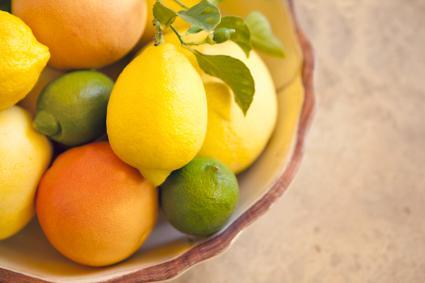 Citrus in Bowl