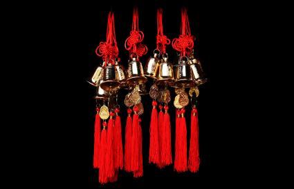 Feng Shui Bell for Love and Relationship Luck