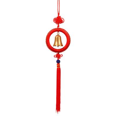 Feng Shui Bell With Mystic Knot