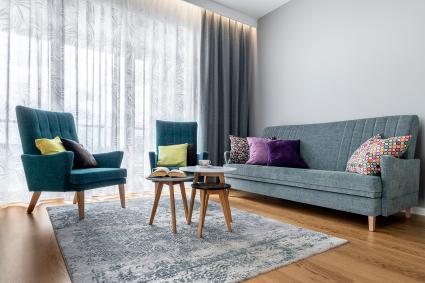 Chi energy in livingroom
