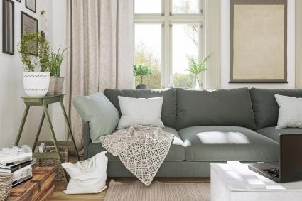 Sunlight Domestic Living Room