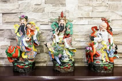 The 3 Immortals Feng Shui Cures