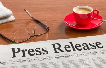 Newspaper Press Release