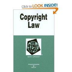 Copyright Law in a Nutshell