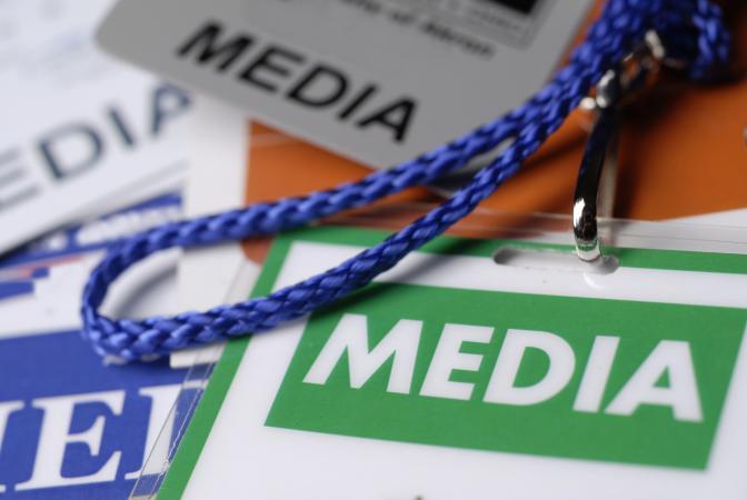 Media Press Passes
