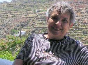 Vera Marie Badertscher, freelance travel writer