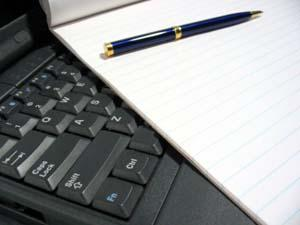 A copywriter's tools
