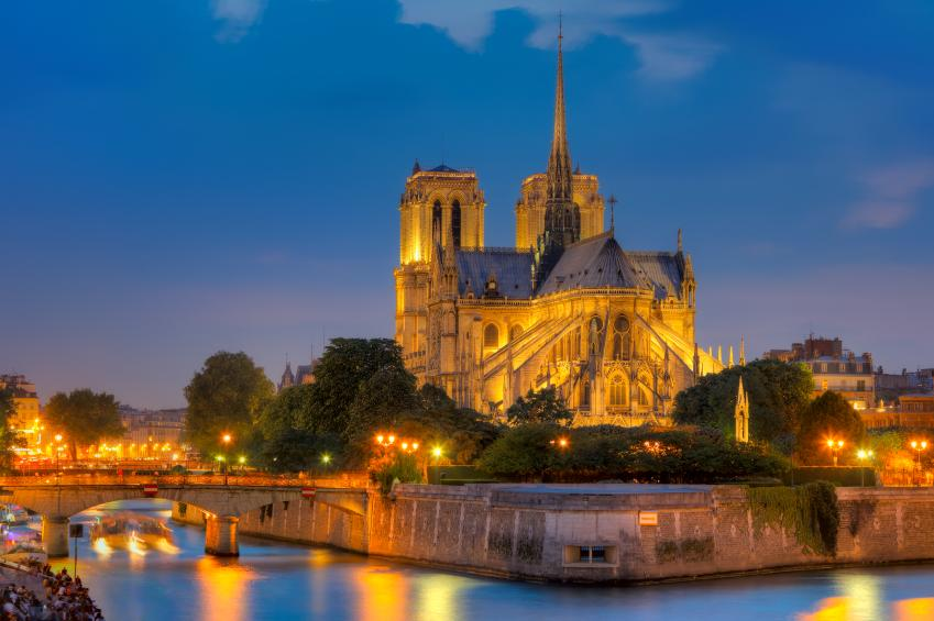 famous places in france lovetoknow