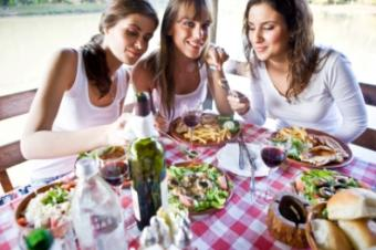 French Dining Etiquette