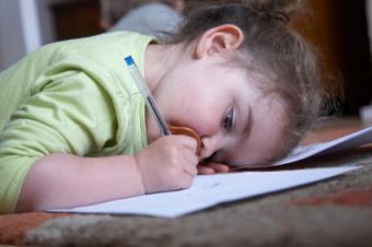 Preschool Curriculum Activities: French Words