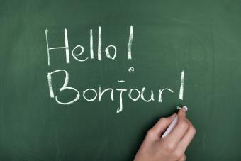 Basic French Words