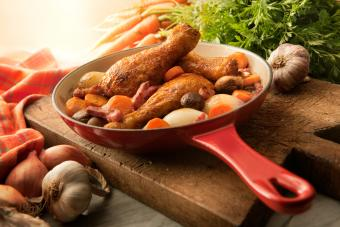 Traditional French Foods