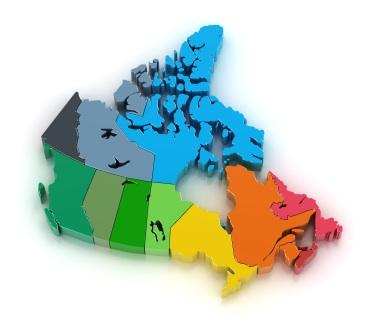French Speaking Provinces In Canada Map Where in Canada do They Speak French | LoveToKnow