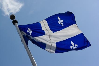 Quebecois Flag