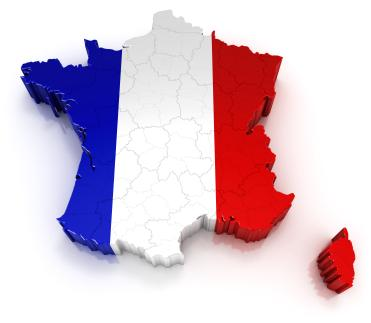 French Flag and France