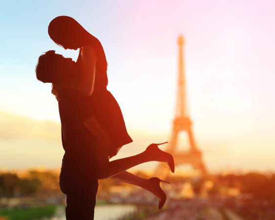 romance in France