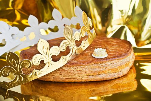 french kingcake