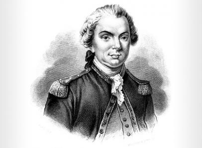 Jean Francois de La Perouse