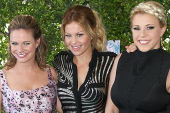 Andrea Barber, Jodie Sweetin, Candace Cameron-Bure