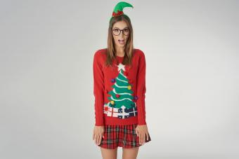 10 of the Ugliest Ugly Christmas Sweaters for Women